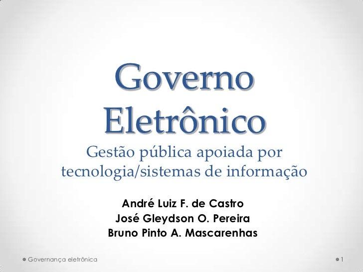 E gov(5)