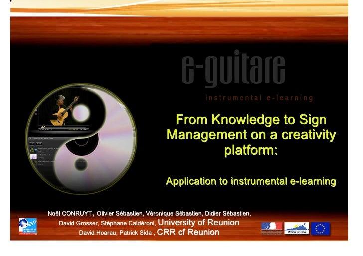 E-guitare