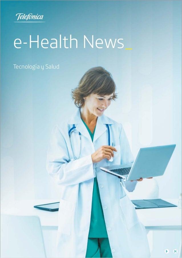 e-Health News_Tecnología y Salud