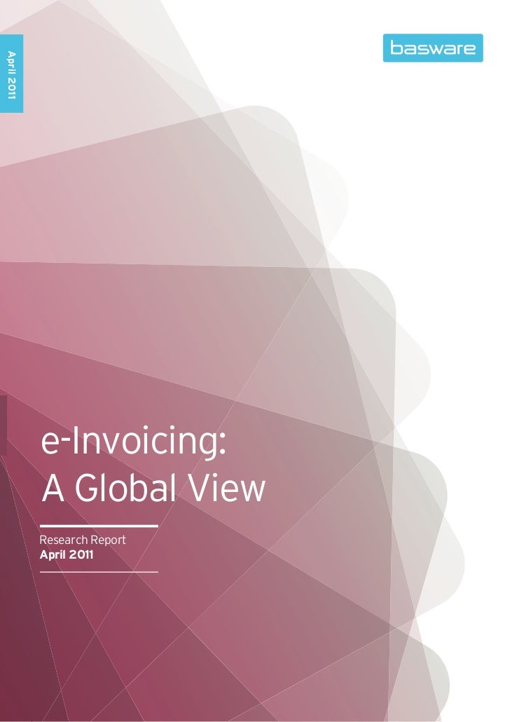 e-Invoicing: A global view
