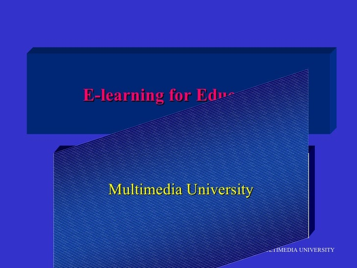 E learning-for-education