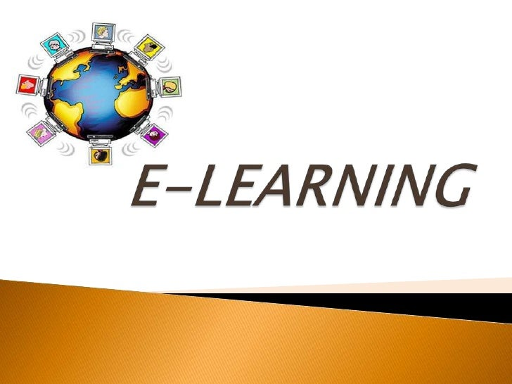 E-LEARNING<br />