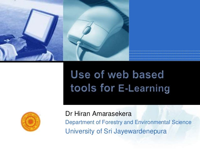 Dr Hiran Amarasekera Department of Forestry and Environmental Science University of Sri Jayewardenepura