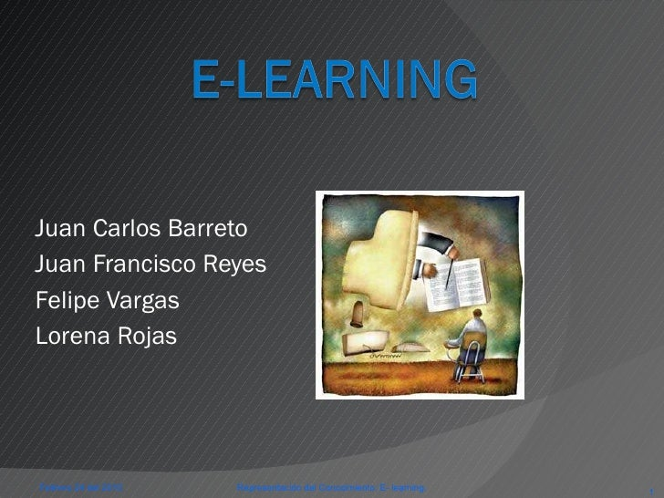 E learning m