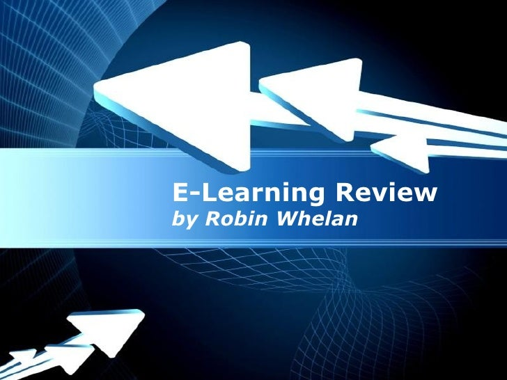 Powerpoint Templates E-Learning Review by Robin Whelan