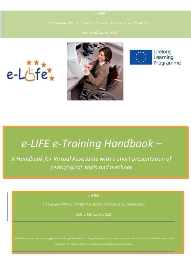 E life handbook en