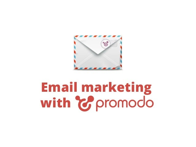 Email marketing with