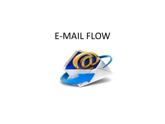 E mail flow