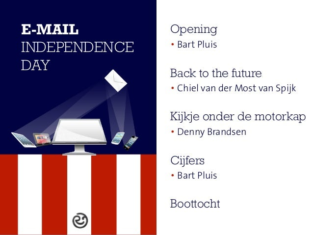 E mail Independence Day 2013