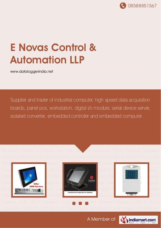 E novas-control-automation-llp