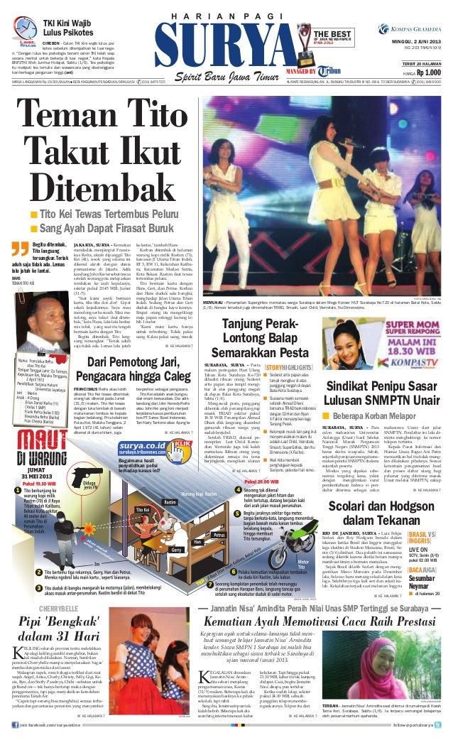 E paper surya 2 juni 2013