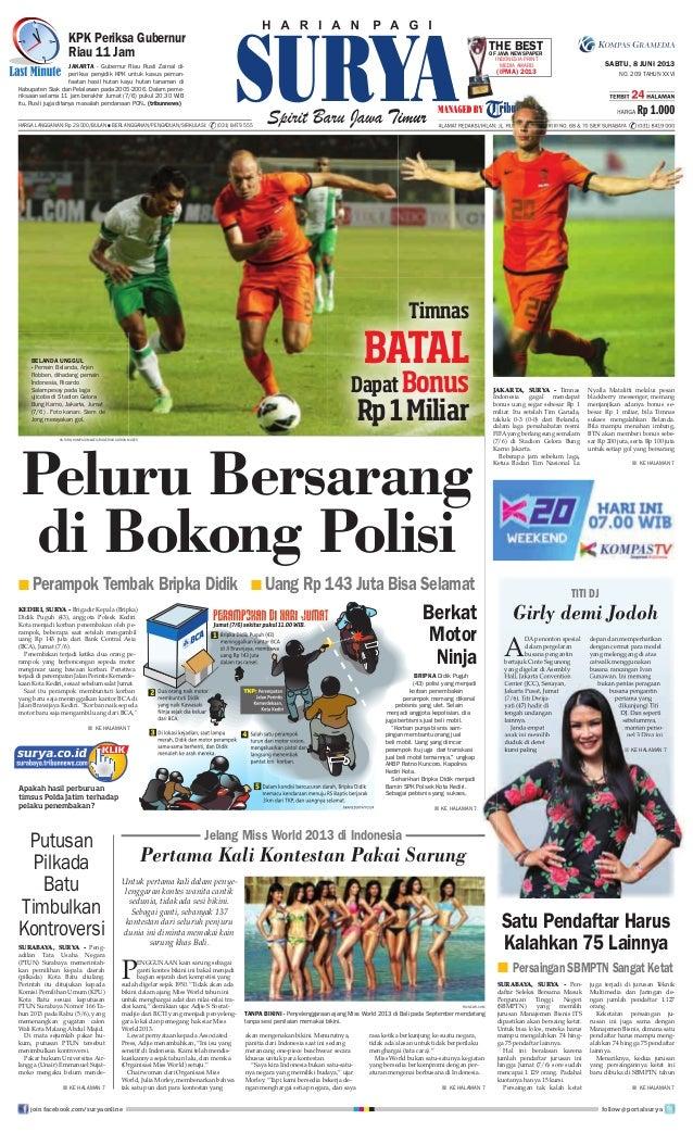 E paper surya 8 juni 2013
