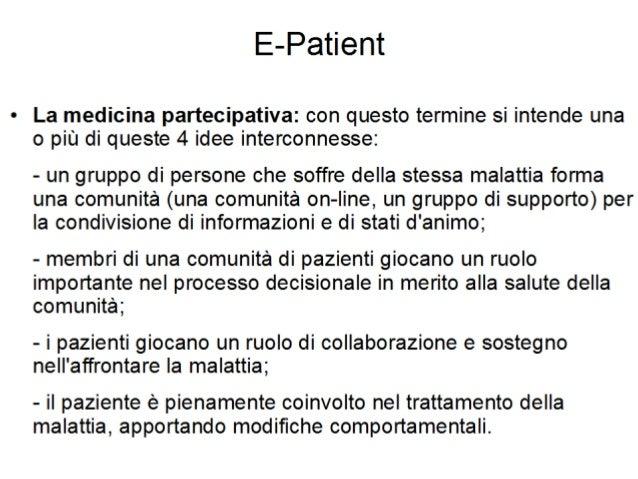 E-Patient• http://epatientdave.com/