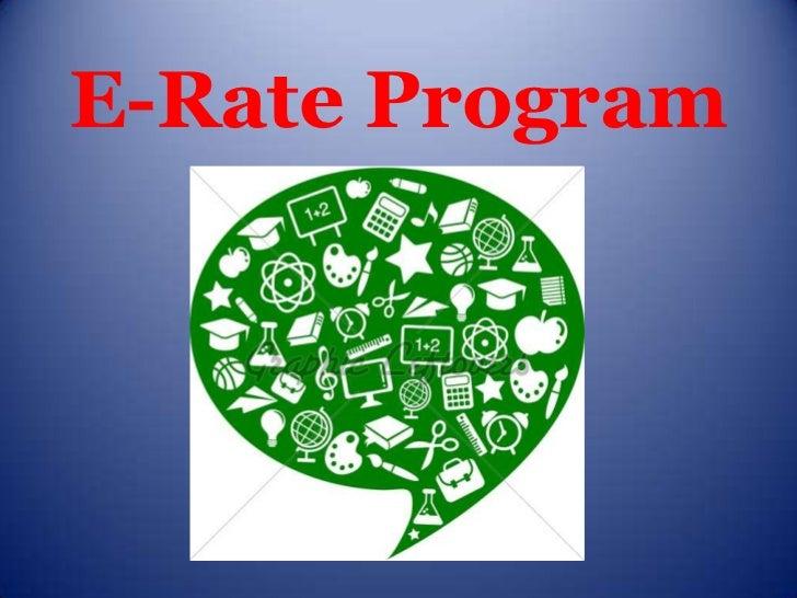 E-Rate Program<br />