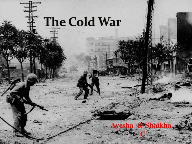 The Cold War:Ayesha and Shaikha 9C