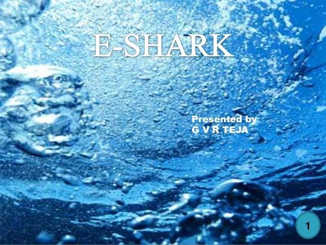 E shark