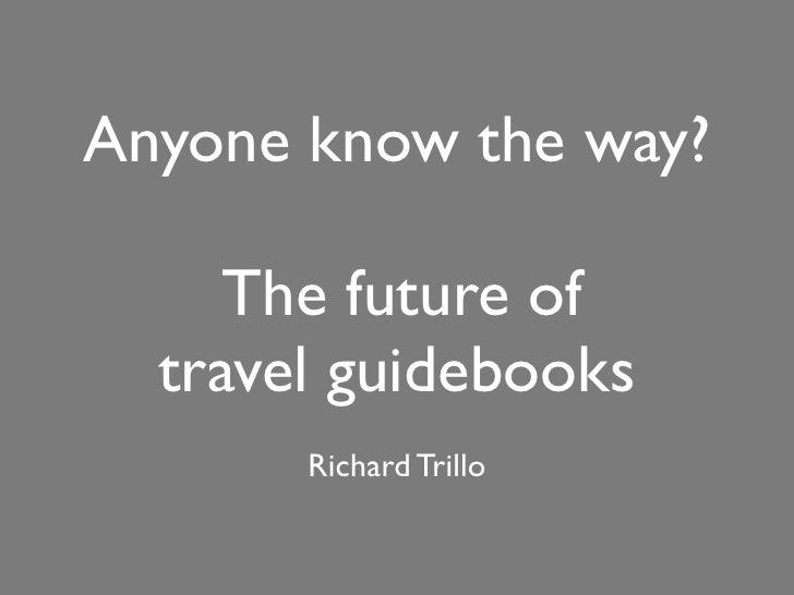 Richard Trillo