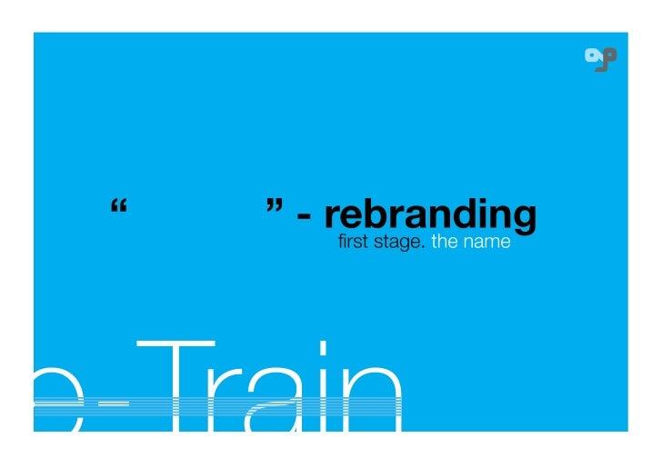 Brand Name Proposal