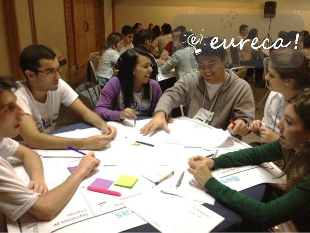 Workshop Eureca! Atitude Empreendedora - UFABC