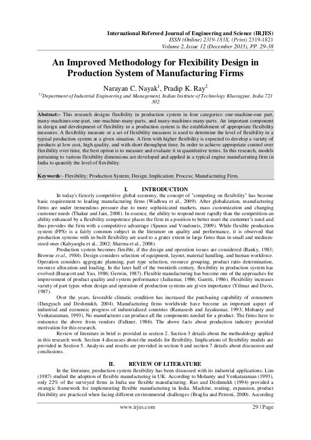 International Refereed Journal of Engineering and Science (IRJES) ISSN (Online) 2319-183X, (Print) 2319-1821 Volume 2, Iss...