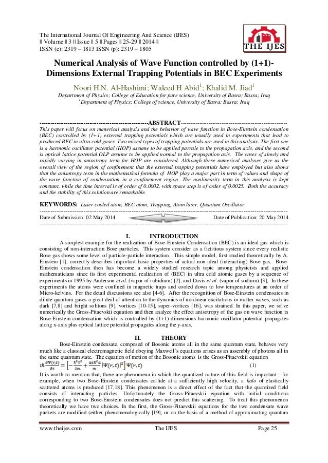 The International Journal Of Engineering And Science (IJES) || Volume || 3 || Issue || 5 || Pages || 25-29 || 2014 || ISSN...