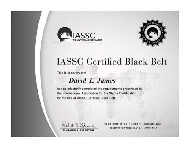 six sigma black belt pdf