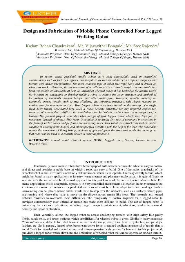International Journal of Computational Engineering Research||Vol, 03||Issue, 7|| ||Issn 2250-3005 || ||July||2013|| Page 4...