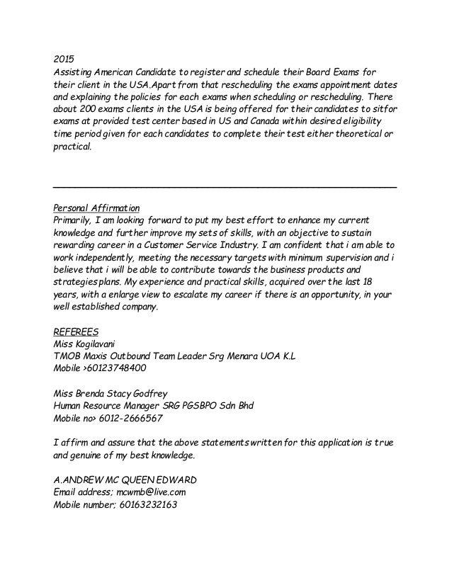 andrew jobstreet resume updated 2016