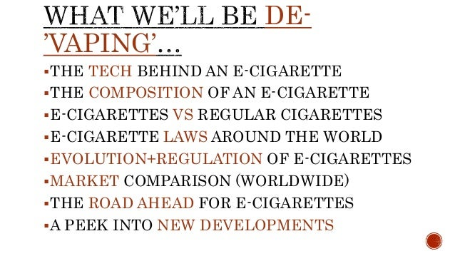 Electronic cigarettes review UK