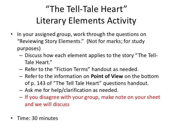 The Tell-Tale Heart Analysis - Shmoop