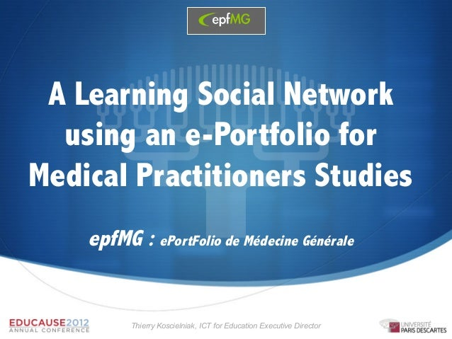 #E12_ps055 epfmg_slides_ educause2012