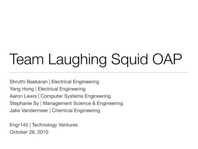 Laughing Squid Opportunity Analysis Project