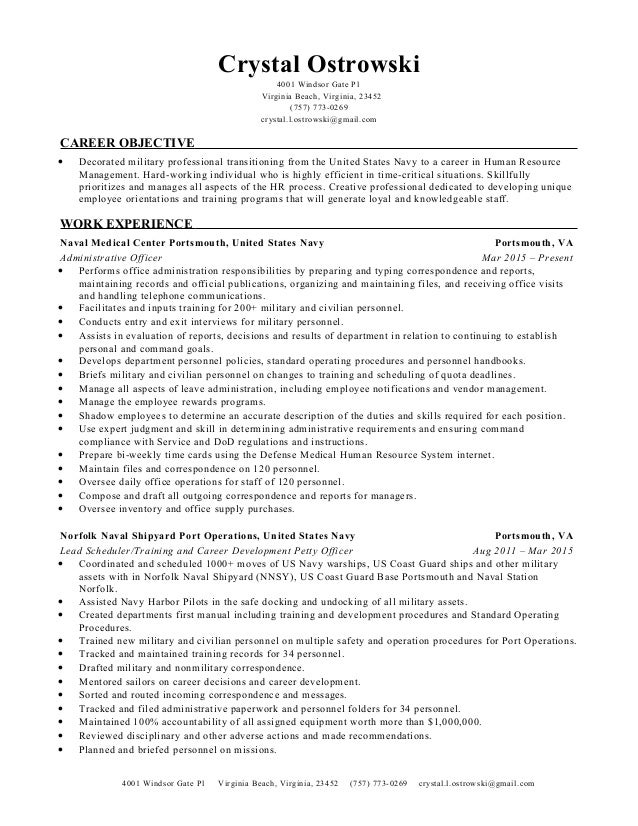 final draft resume job fair copy