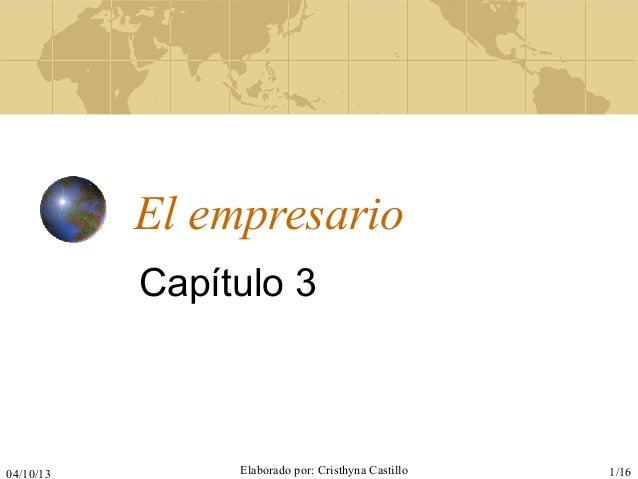 E1 cap3 semana4