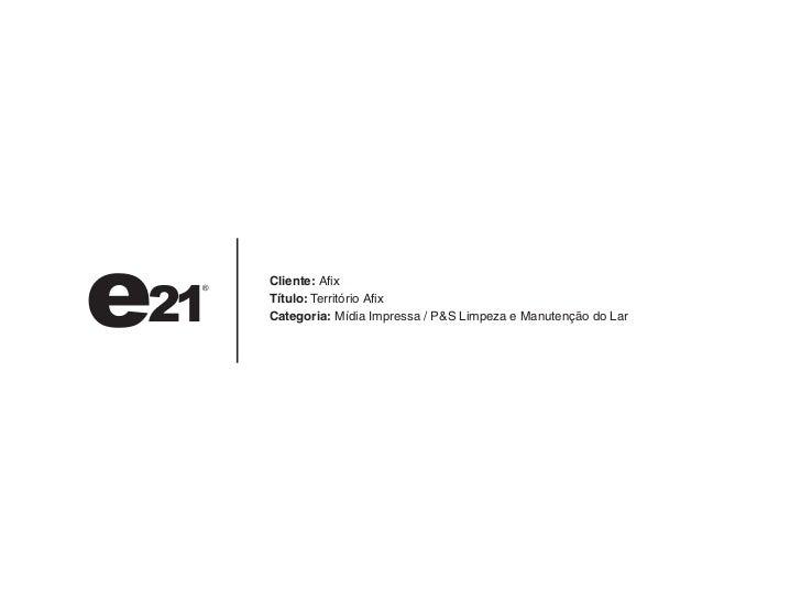 E21 afix-territorio
