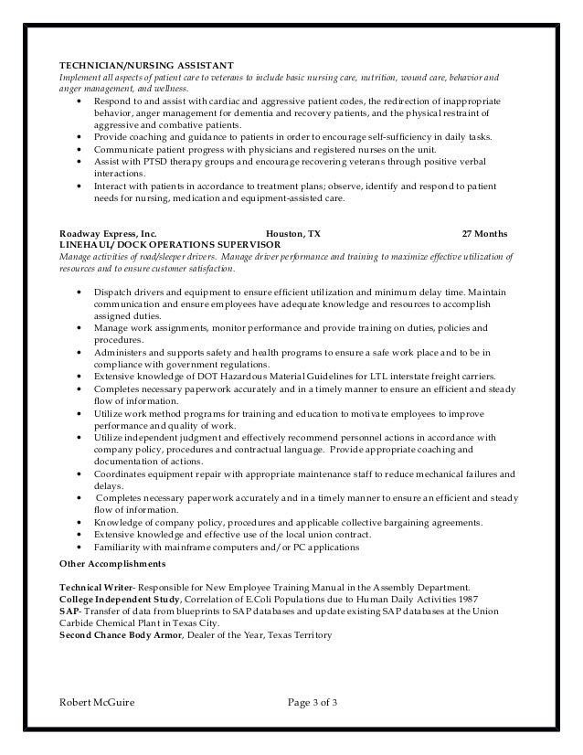 chemical lab analyst resume 2 13 15
