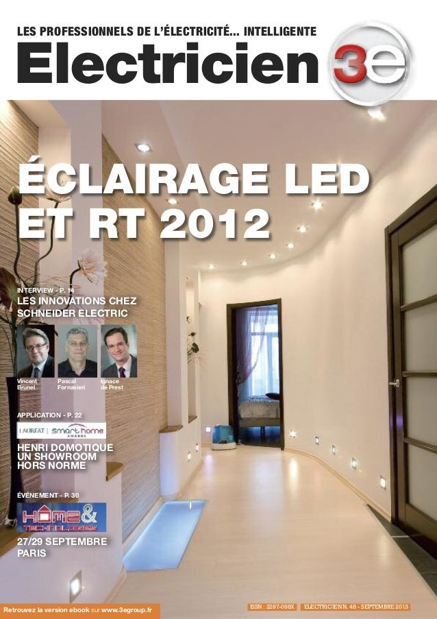 Electricien 3e n°48