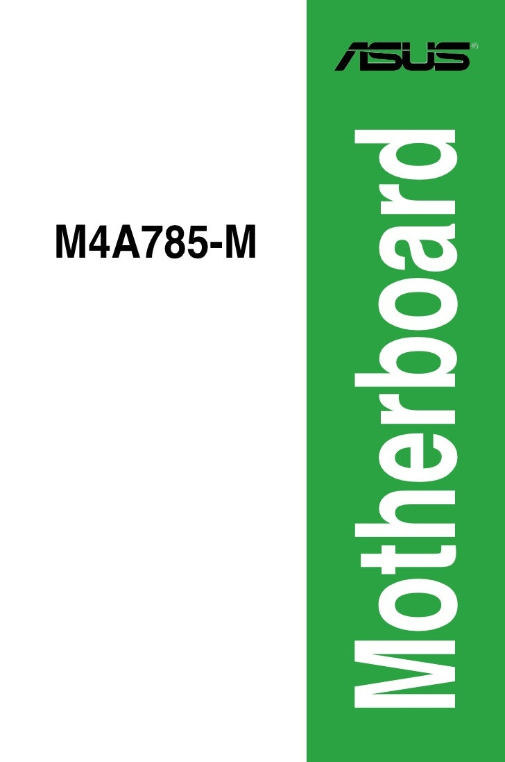M4A785-M    Motherboard