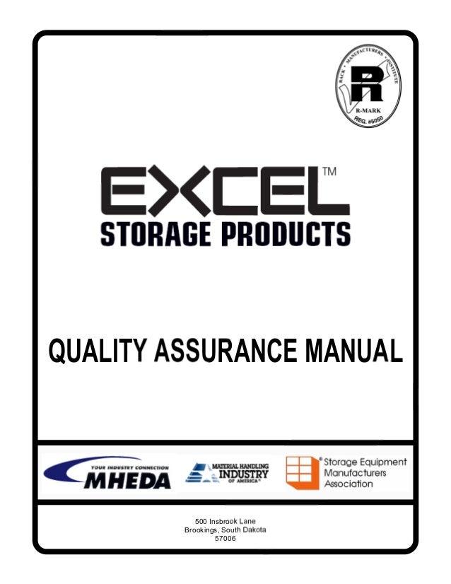 Free quality control manual template 9761728 - hitori49.info
