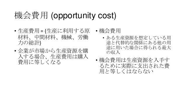 東洋大学 産業組織論 A 2014 0