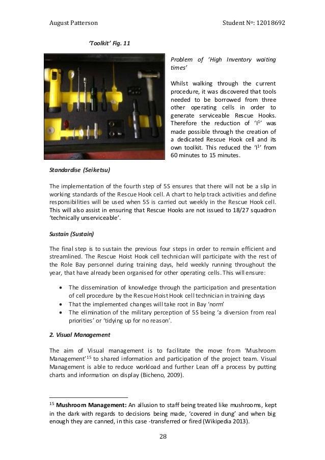Dissertation final project