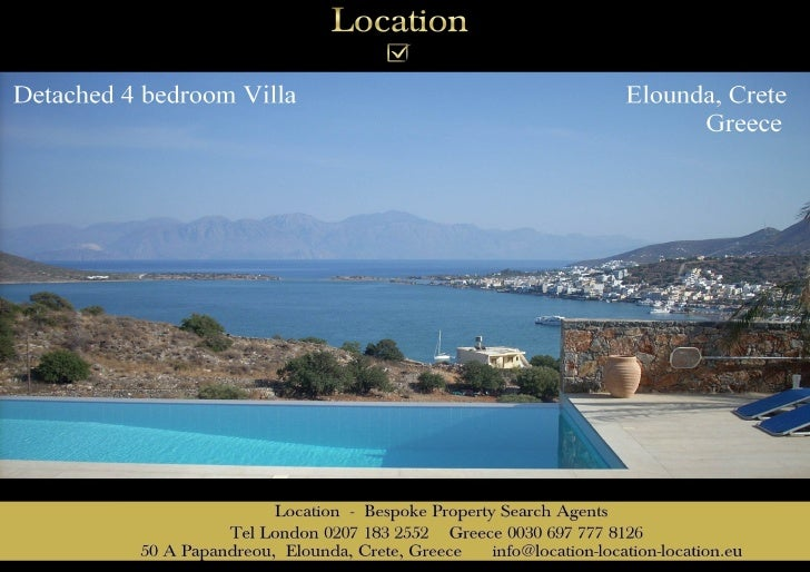 Detached 4 bedroom spacious sea view Villa , with infinity pool                                                           ...