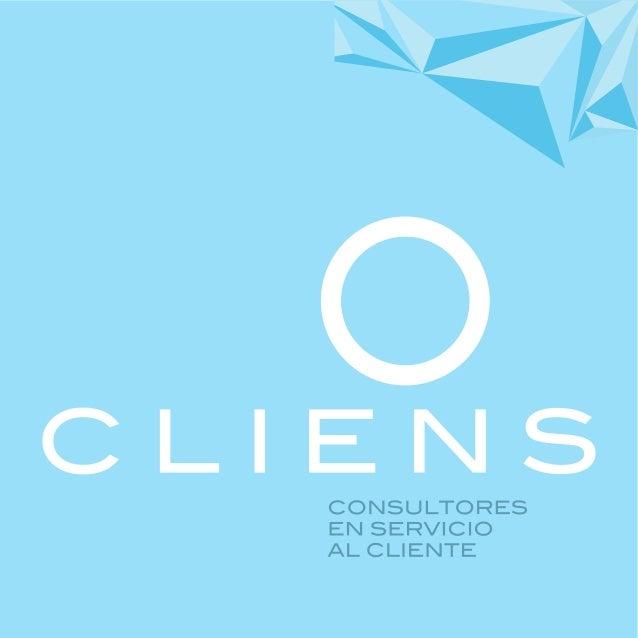 Somos una compañía dedicada a la Consultoría en Servicio al Cliente, que cuenta con personal altamente calificado para con...