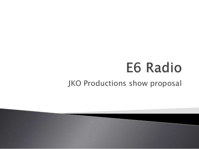 E6 radio