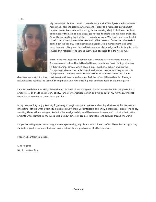 nursing graduate school essay examples