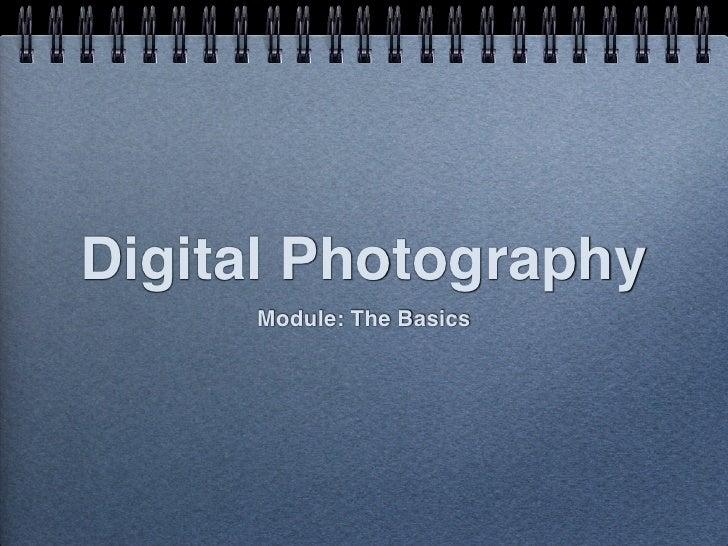 Photography_Module-01_basics
