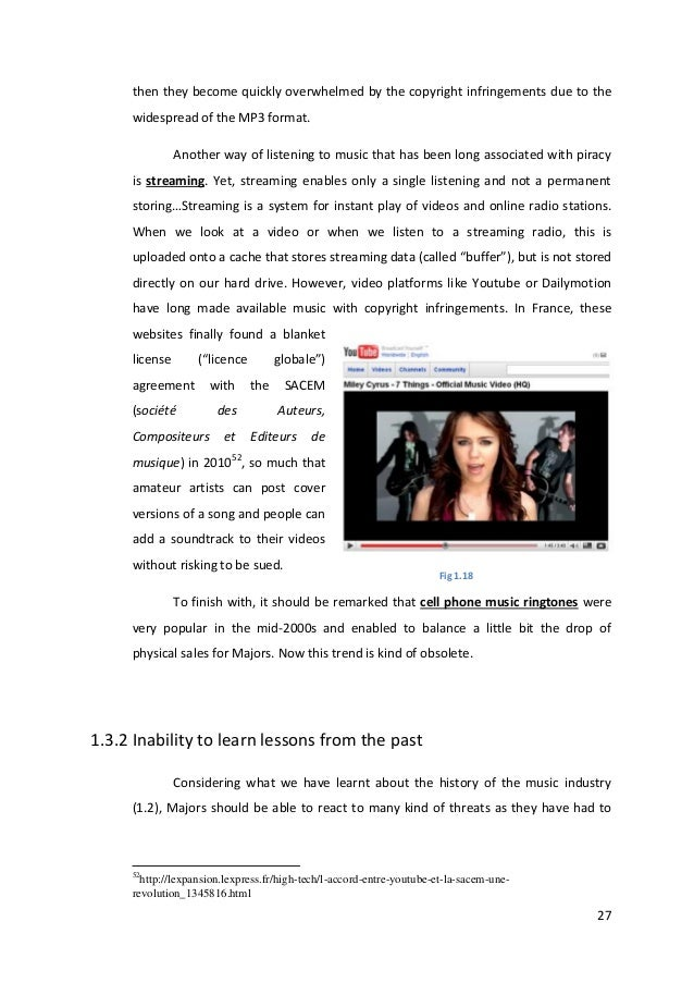 mp3 piracy essay Read this essay on piracy in music and movies come browse our large digital warehouse of free sample essays get the knowledge you need in order to pass your classes and more.
