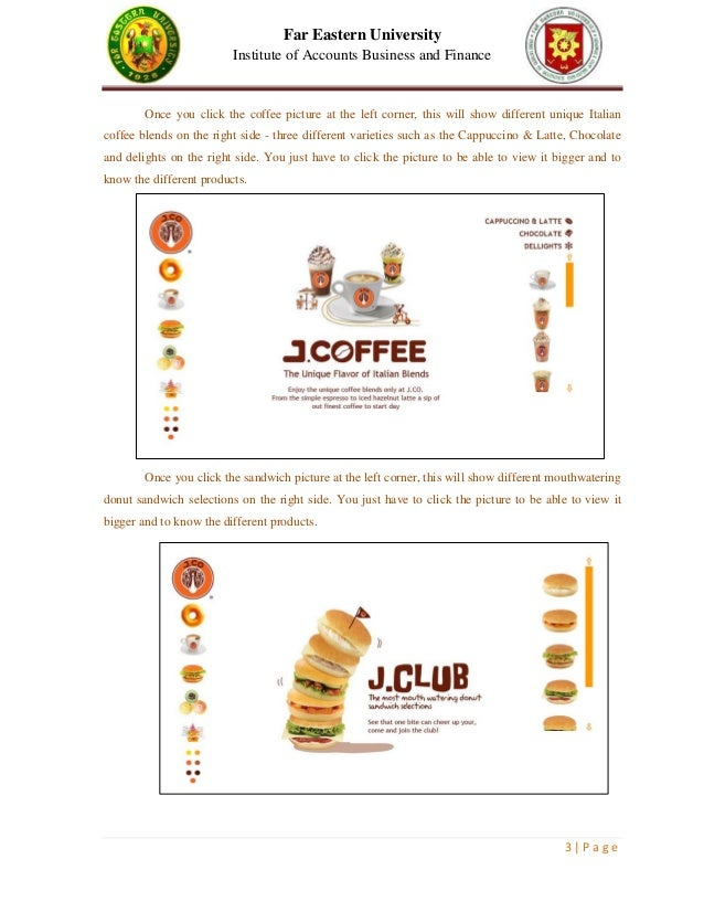 Donut Business Plan