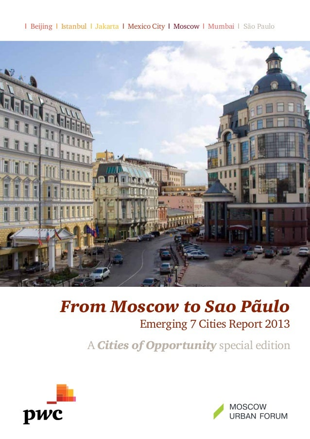 PwC: From Moscow to Sao Pãulo