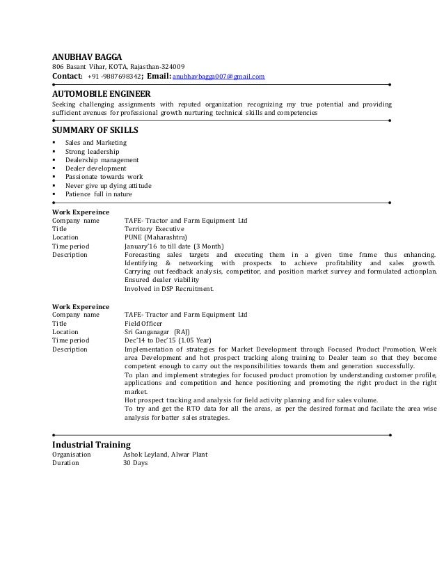 anubhav new resume updated as on feb 2016